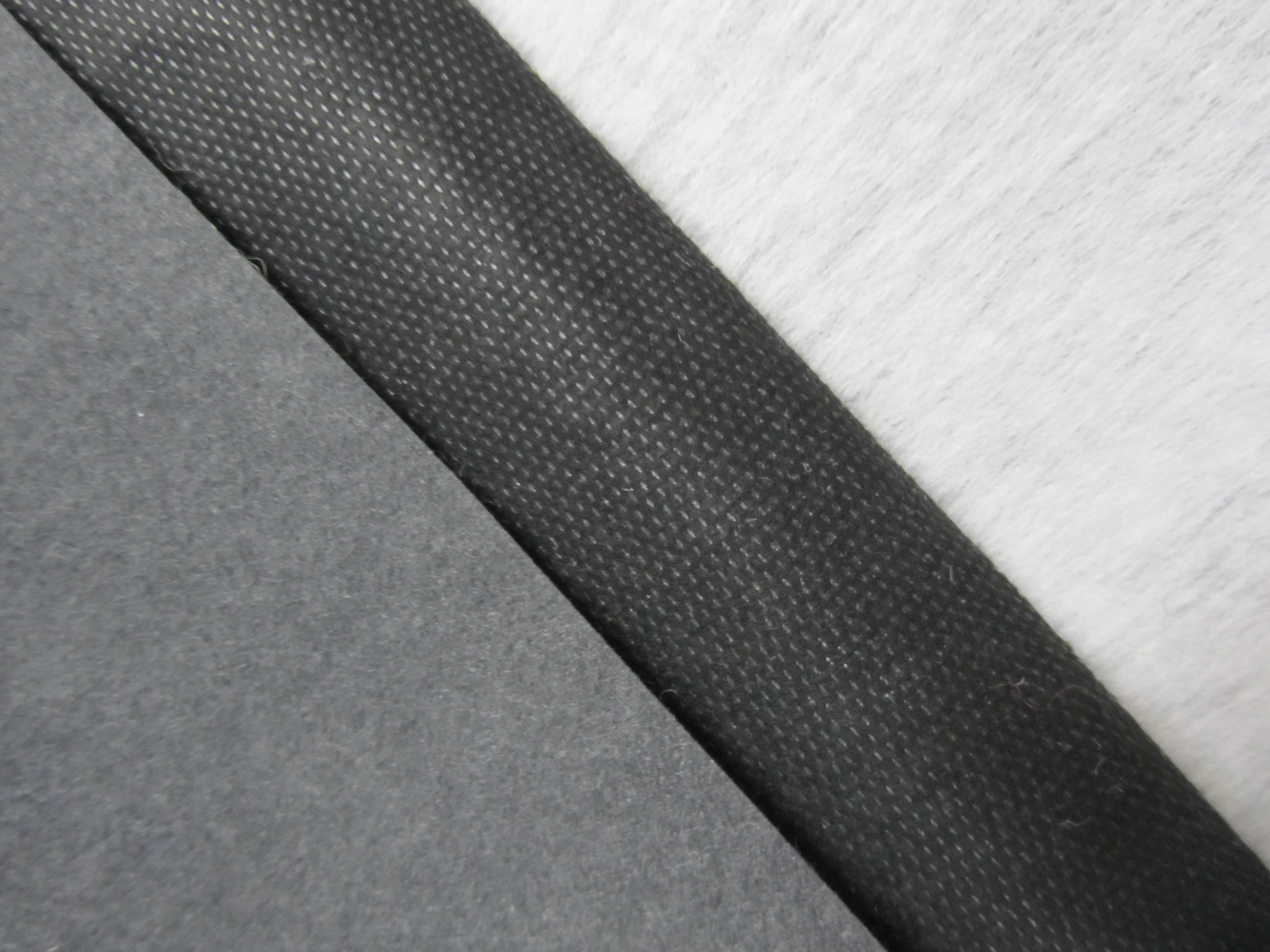 Examples of other nonwoven materials